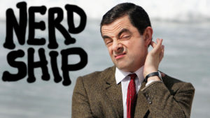 Rowan Atkinson (in character as Mr. Bean) in 2007.